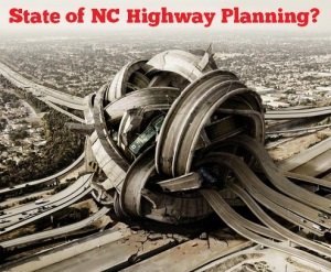 Gov. McCrory will have no shortage of highway planning knots to untangle