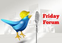 Friday Forum