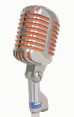 Friday Forum Microphone
